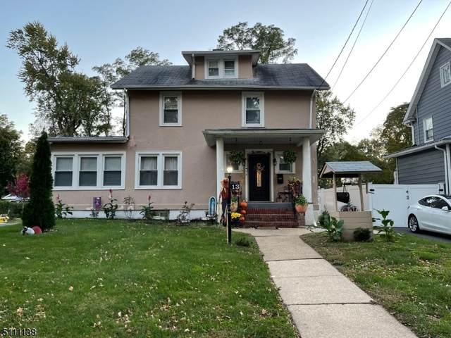 9 Berkeley Ter, Plainfield City, NJ 07062 (MLS #3747719) :: The Dekanski Home Selling Team