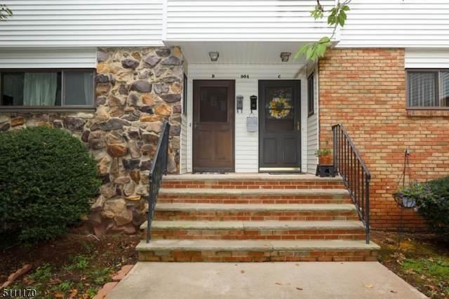 904 Merritt Dr D, Hillsborough Twp., NJ 08844 (MLS #3747744) :: Zebaida Group at Keller Williams Realty
