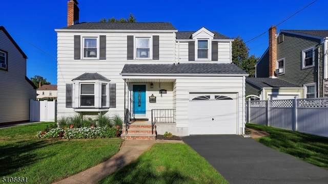 431 Stratford Rd, Union Twp., NJ 07083 (MLS #3747787) :: Zebaida Group at Keller Williams Realty