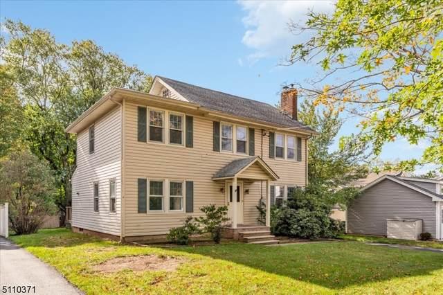 11 Overhill Rd, Verona Twp., NJ 07044 (MLS #3747788) :: Zebaida Group at Keller Williams Realty