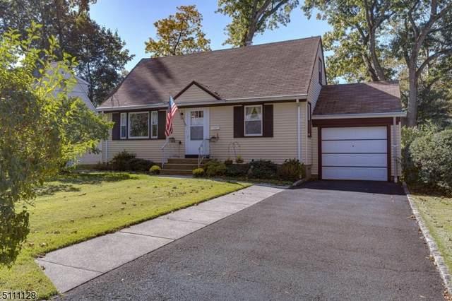 518 Warren St, Scotch Plains Twp., NJ 07076 (MLS #3747812) :: Zebaida Group at Keller Williams Realty