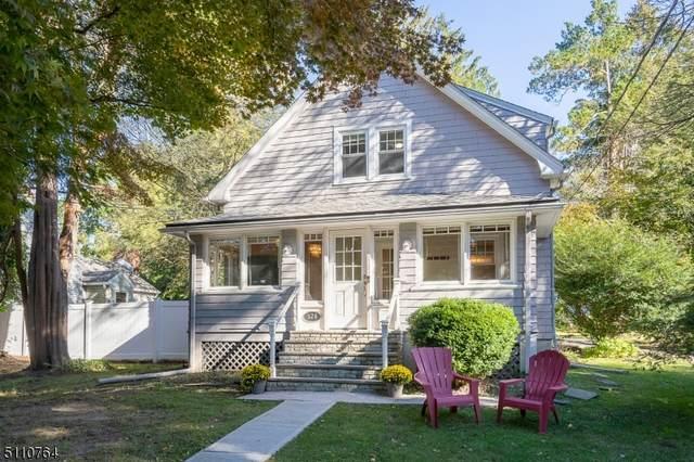 330 Saint Cloud Ave, West Orange Twp., NJ 07052 (MLS #3747846) :: Zebaida Group at Keller Williams Realty
