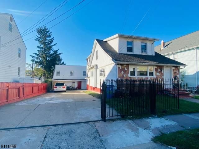 204 E 17Th St, Paterson City, NJ 07524 (MLS #3747869) :: Zebaida Group at Keller Williams Realty