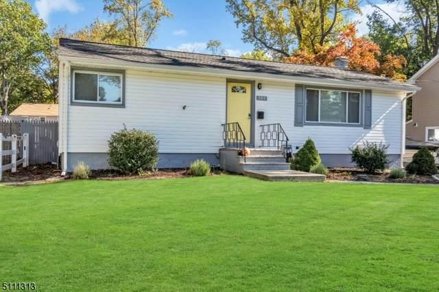 583 Fisk Pl, North Plainfield Boro, NJ 07063 (MLS #3747910) :: Gold Standard Realty