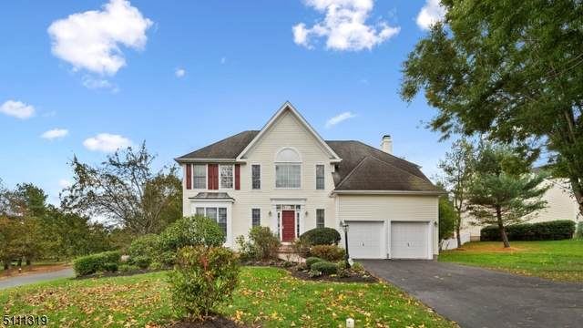 1 Winged Foot Ct, Montgomery Twp., NJ 08558 (MLS #3747911) :: RE/MAX Select