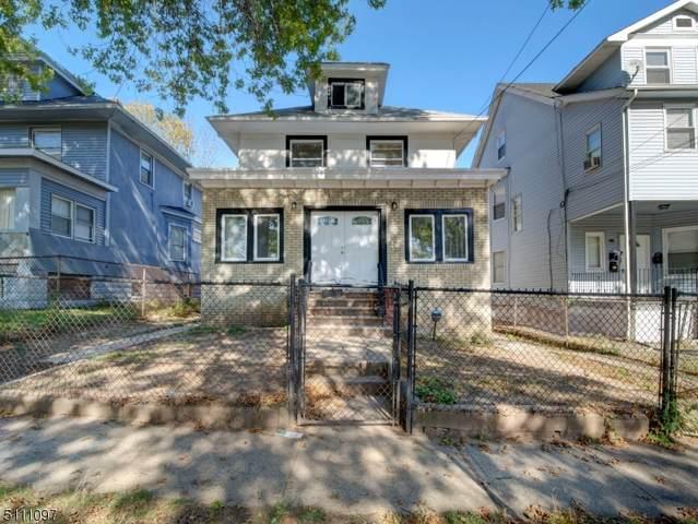 215 Pomona Ave, Newark City, NJ 07112 (MLS #3747913) :: Zebaida Group at Keller Williams Realty