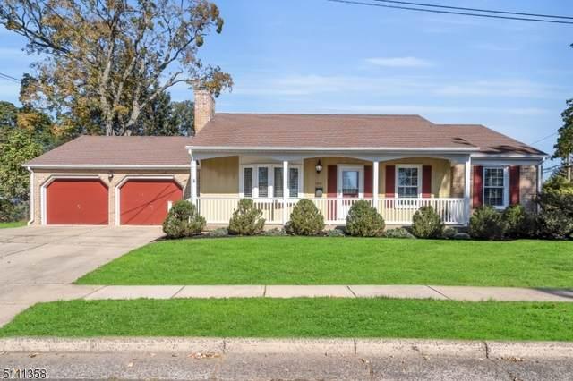 1010 Green St, Manville Boro, NJ 08835 (MLS #3747944) :: Gold Standard Realty