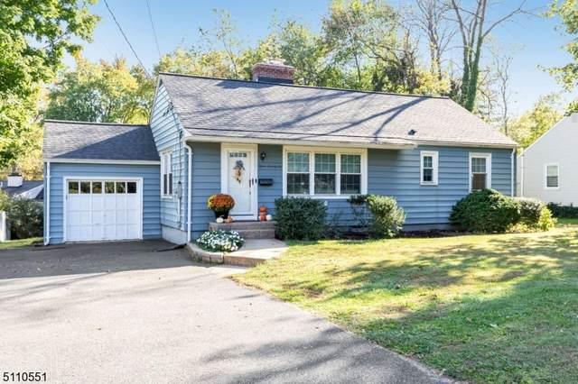 1576 Springfield Ave, New Providence Boro, NJ 07974 (MLS #3747957) :: Zebaida Group at Keller Williams Realty