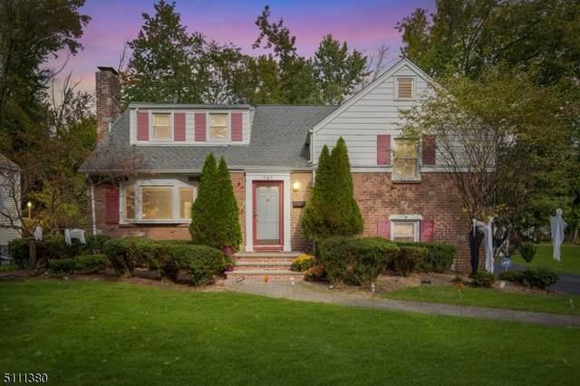 747 Knollwood Ter, Westfield Town, NJ 07090 (MLS #3747958) :: The Dekanski Home Selling Team