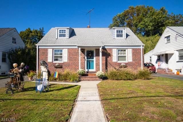 188 Sylvan Rd, Bloomfield Twp., NJ 07003 (MLS #3747967) :: The Sue Adler Team