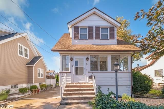 35 Davidson St, Belleville Twp., NJ 07109 (MLS #3747987) :: Zebaida Group at Keller Williams Realty