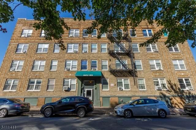 133 N Maple Ave #401, East Orange City, NJ 07017 (MLS #3748004) :: Zebaida Group at Keller Williams Realty