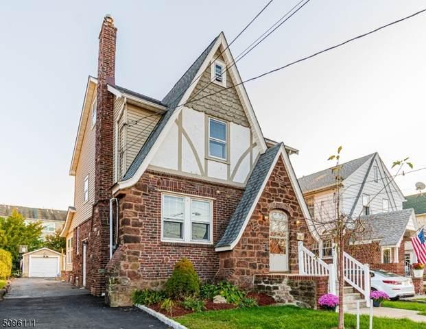 55 Berkeley Ave, Belleville Twp., NJ 07109 (MLS #3748043) :: Gold Standard Realty