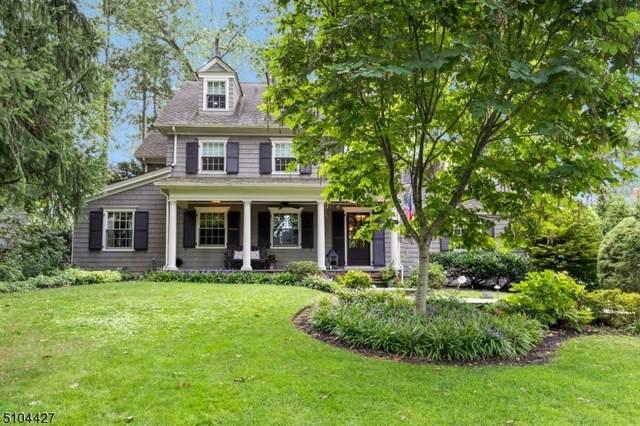425 Kimball Turn, Westfield Town, NJ 07090 (MLS #3748061) :: The Dekanski Home Selling Team