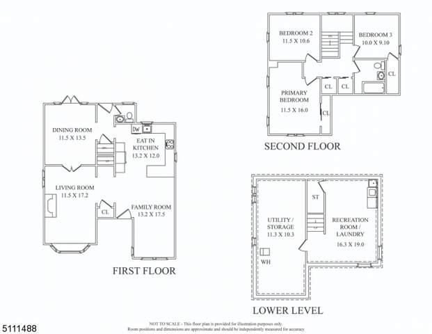 764 Cedar Ln, Teaneck Twp., NJ 07666 (MLS #3748098) :: Gold Standard Realty