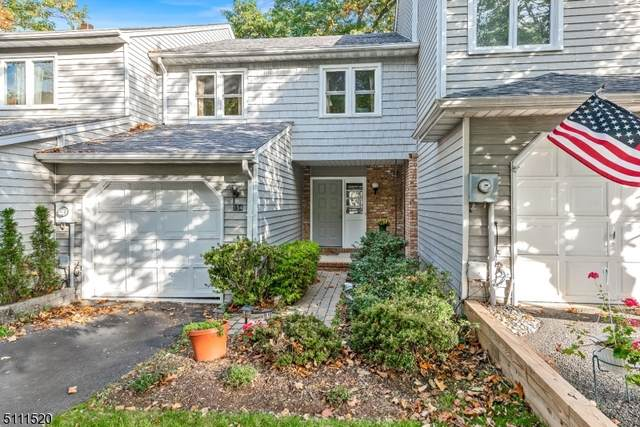 154 Patriots Rd, Parsippany-Troy Hills Twp., NJ 07950 (MLS #3748128) :: SR Real Estate Group