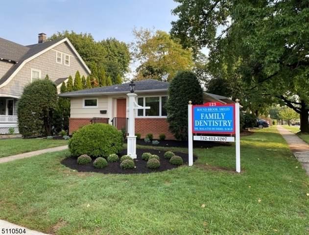 123 E Maple Ave, Bound Brook Boro, NJ 08805 (MLS #3748131) :: Team Braconi | Christie's International Real Estate | Northern New Jersey