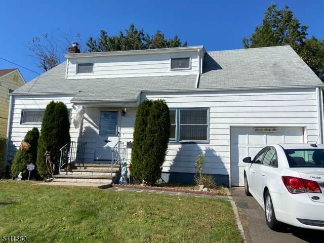 1166 Erhardt St, Union Twp., NJ 07083 (MLS #3748172) :: Zebaida Group at Keller Williams Realty