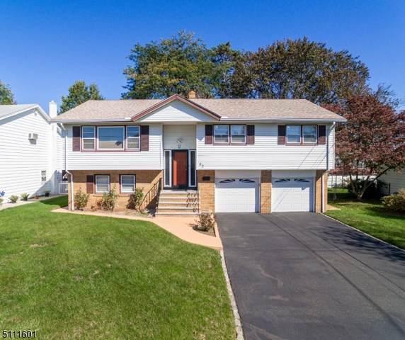 62 Thanksgiving Ln, Clifton City, NJ 07013 (MLS #3748205) :: Provident Legacy Real Estate Services, LLC