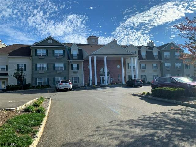 6320 Richmond Rd #320, West Milford Twp., NJ 07480 (MLS #3748208) :: Team Braconi | Christie's International Real Estate | Northern New Jersey