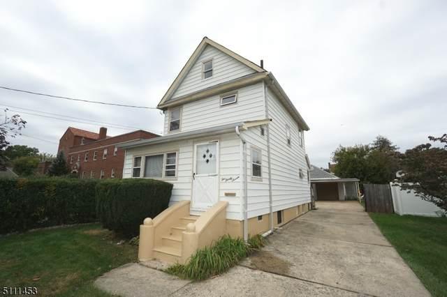 237 Hussa St, Linden City, NJ 07036 (MLS #3748217) :: RE/MAX Select
