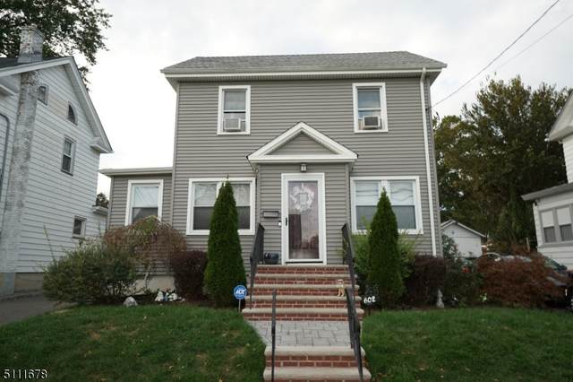602 W Curtis St, Linden City, NJ 07036 (MLS #3748312) :: RE/MAX Select