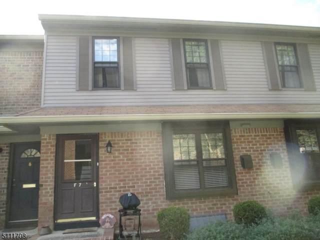181 Long Hill Rd  F-7 #7, Little Falls Twp., NJ 07424 (MLS #3748321) :: Team Braconi | Christie's International Real Estate | Northern New Jersey