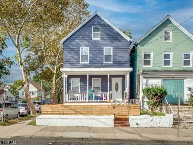210 Burgess Pl, Passaic City, NJ 07055 (MLS #3748350) :: Team Braconi   Christie's International Real Estate   Northern New Jersey