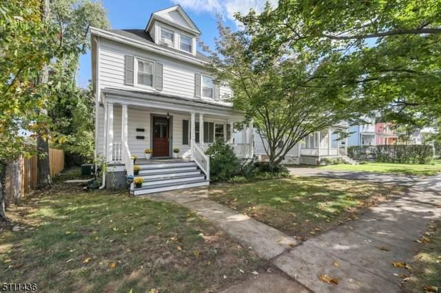 15 Saint Lukes Pl, Unit 1 C001, Montclair Twp., NJ 07042 (MLS #3748354) :: SR Real Estate Group
