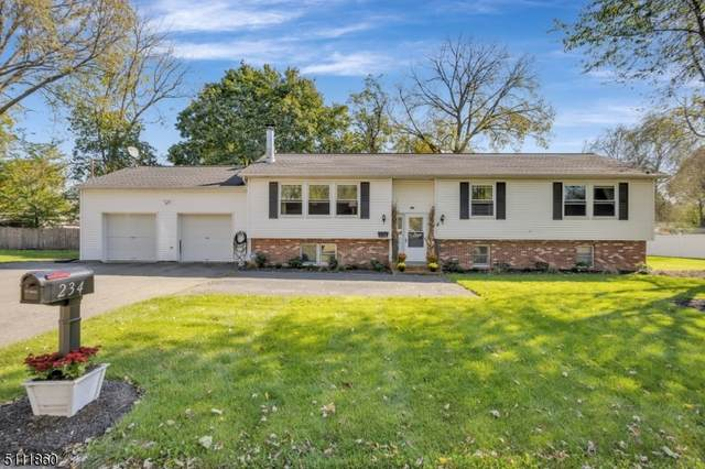 234 Park Ave, Hackettstown Town, NJ 07840 (MLS #3748450) :: RE/MAX Select