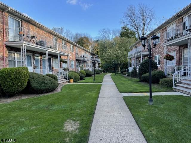 800 Old Springfield Ave 6 #6, Summit City, NJ 07901 (MLS #3748458) :: SR Real Estate Group