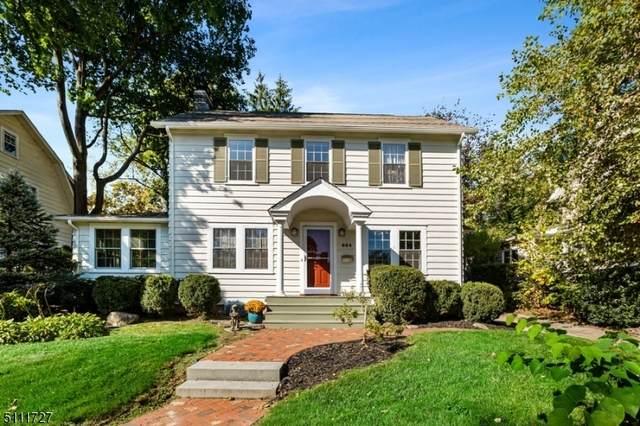 664 Ridgewood Ave, Montclair Twp., NJ 07043 (MLS #3748477) :: SR Real Estate Group
