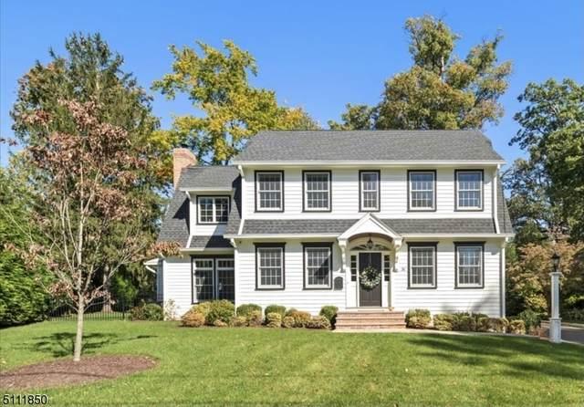 30 Rosemilt Pl, Morristown Town, NJ 07960 (MLS #3748501) :: SR Real Estate Group
