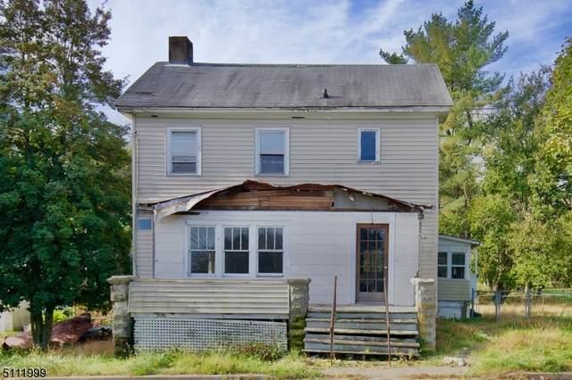 81 Brass Castle Rd, Washington Twp., NJ 07882 (MLS #3748521) :: RE/MAX Select