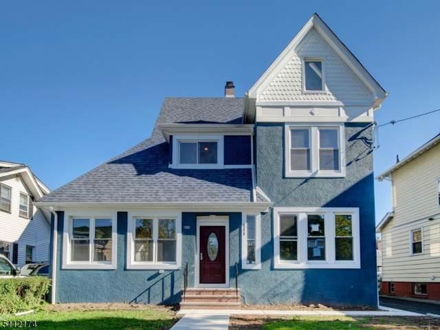 854 Sanford Ave, Irvington Twp., NJ 07111 (MLS #3748658) :: RE/MAX Select