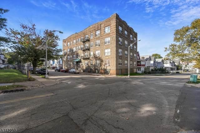 133 N Maple Ave #402, East Orange City, NJ 07017 (MLS #3748725) :: Team Gio | RE/MAX