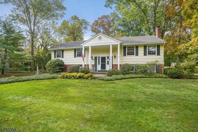 55 Frederick Pl, Morris Twp., NJ 07960 (MLS #3748878) :: RE/MAX Select