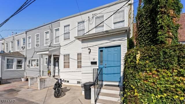 10 Prospect Row, Newark City, NJ 07105 (MLS #3748893) :: The Dekanski Home Selling Team
