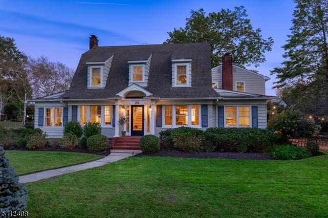 25 Stoneleigh Park, Westfield Town, NJ 07090 (MLS #3748902) :: The Dekanski Home Selling Team