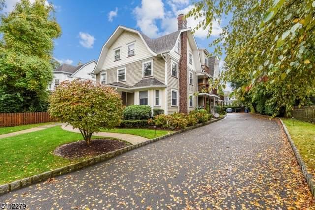 184 Bellevue Ave A, Montclair Twp., NJ 07043 (MLS #3748906) :: The Dekanski Home Selling Team