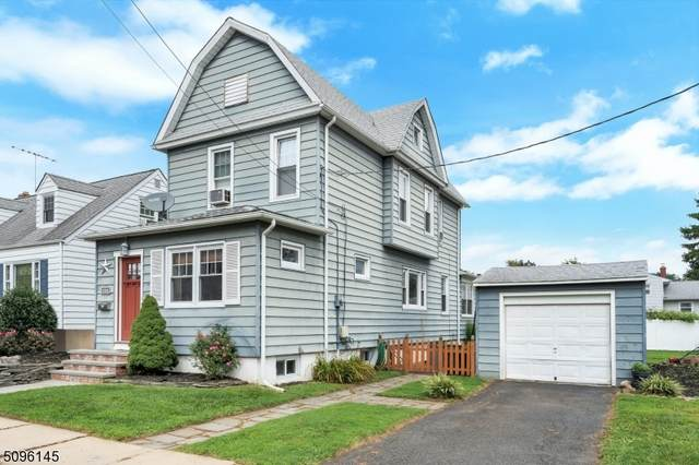 215 N 21St St, Kenilworth Boro, NJ 07033 (MLS #3748928) :: The Karen W. Peters Group at Coldwell Banker Realty
