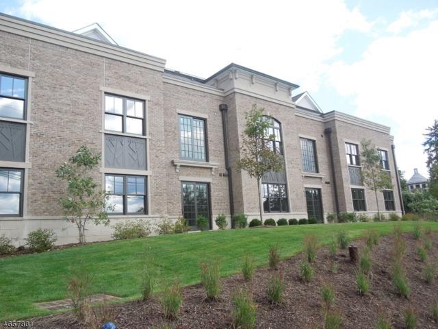 25 Mill St (Residence 101) #101, Bernardsville Boro, NJ 07924 (MLS #3336251) :: The Dekanski Home Selling Team