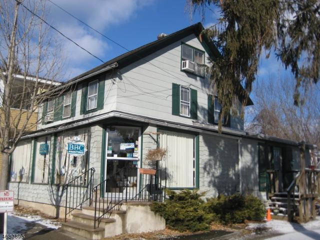 4 Main St, Branchville Boro, NJ 07826 (MLS #3359943) :: William Raveis Baer & McIntosh