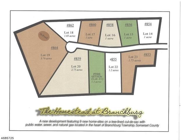 0 Parsonage Hill Drive, Branchburg Twp., NJ 08876 (MLS #3362130) :: SR Real Estate Group