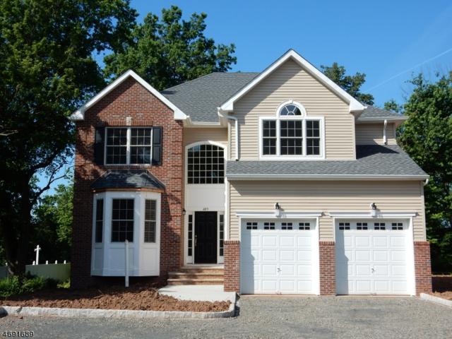 489 Madison Hill Rd, Clark Twp., NJ 07066 (MLS #3367163) :: The Dekanski Home Selling Team