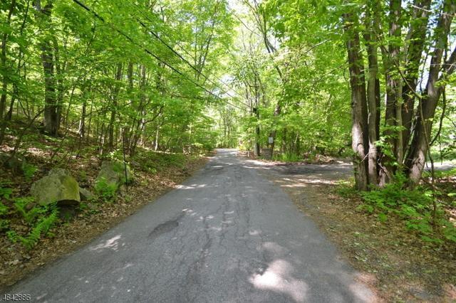 0 Estling Lake Rd, Camp 44, Denville Twp., NJ 07834 (MLS #3367232) :: The Dekanski Home Selling Team