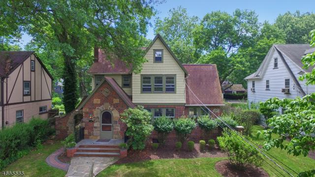 1128 Park Terrace, Plainfield City, NJ 07062 (MLS #3374260) :: The Dekanski Home Selling Team