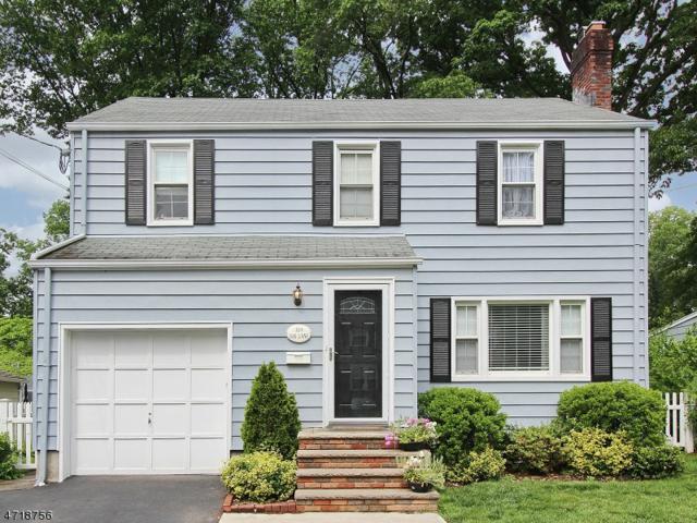 109 Oak Lane, Cranford Twp., NJ 07016 (MLS #3392359) :: The Dekanski Home Selling Team