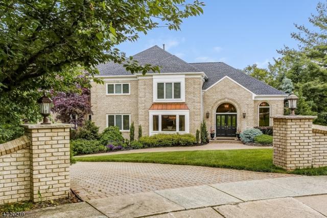 12 Tree Top Terrace, Morris Twp., NJ 07960 (MLS #3393924) :: The Dekanski Home Selling Team
