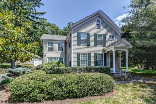 1216 Mount Horeb Rd, Bridgewater Twp., NJ 08836 (MLS #3394030) :: The Dekanski Home Selling Team